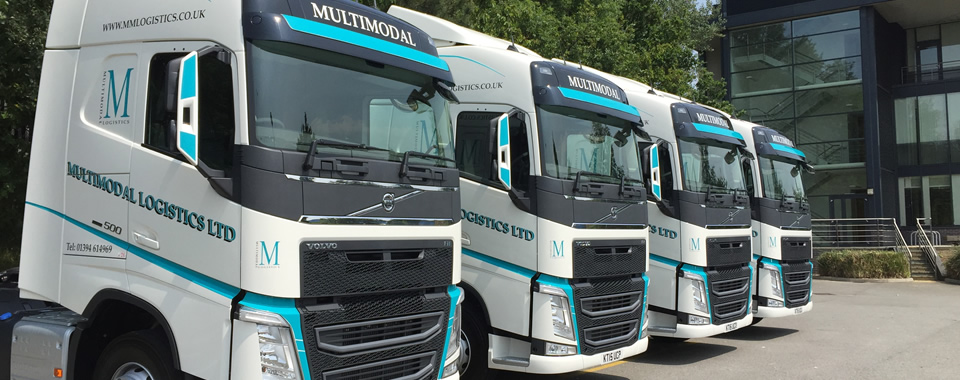 We operate the latest specification of Volvo FH articulated units